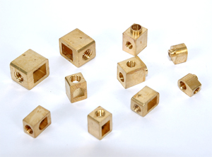 Brass Electrical parts manufacturers in India