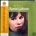 ASTRUD GILBERTO / THE BEST OF ( LP )