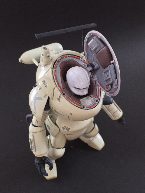 S.A.F.S. SPACE TYPE ファイアボール