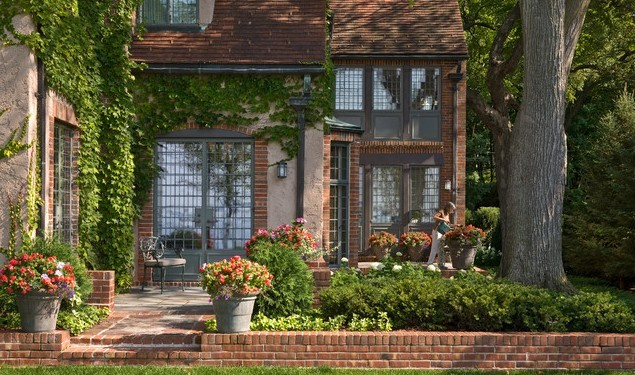 French Cottage Garden Design everything for home and garden love everything about this little cottage especially the shutters Garden Design With Which Country Style Garden Would You Prefer Personal Gardenus Blog With Home
