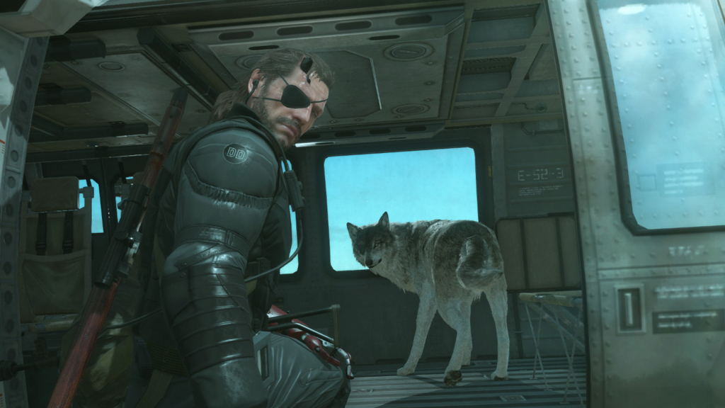 METAL GEAR SOLID V MGSV MGS5