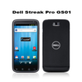 [HSDPA(14.4Mbps)][HSUPA(5.8Mbps)][Bluetooth][Wi-Fi][Wi-Fiテザリング][Android][スマートフォン][DELL]Dell Streak Pro GS01