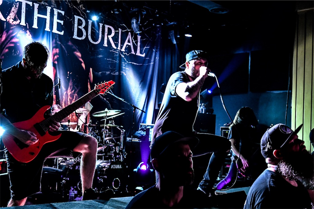[REVIEW] After The Burial The Carry The Flame Tour