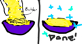 Popcorn Challenge post anything or draw anything that is about popcorn.