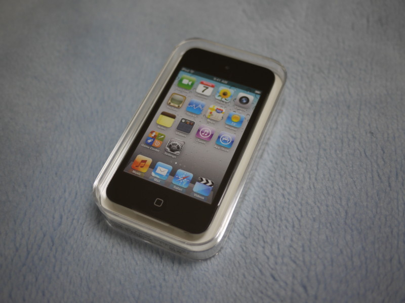 [iPod touch]