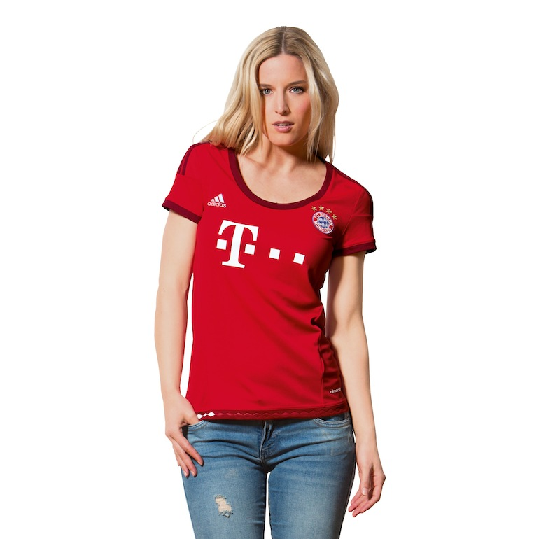 画像:Bayern 2015/16 Ladies