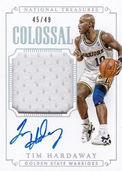 Colossal Jerseys Signatures #CJS-TH