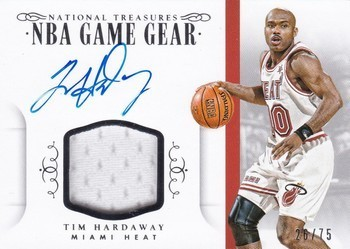 NBA Game Gear Signatures #GGS-TH