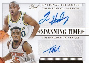 Spanning Time Dual Signatures Gold Proof #ST-TT