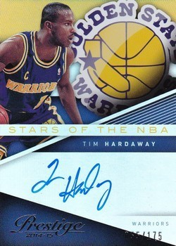 Star of the NBA Signatures #20