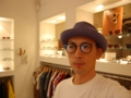 OLIVER PEOPLES OP-506 BKP_かけてみた