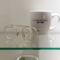 OLIVER PEOPLES MP-3 XL G/BECR