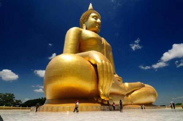 巨大像 The Great Buddha of Thailand