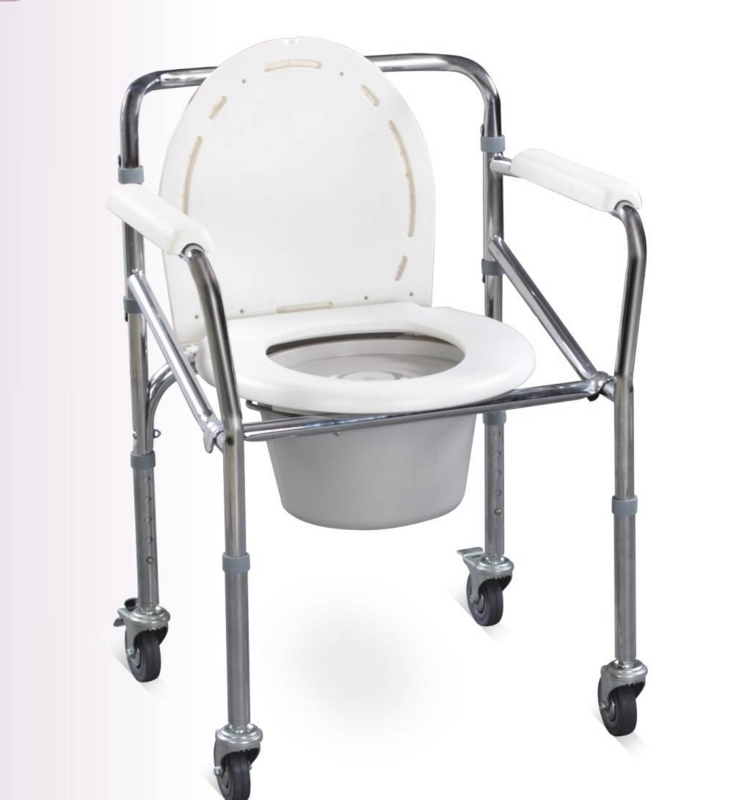 Chairs for disabled Chair that allows the disabled toilet is ...