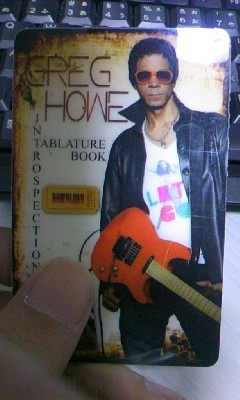 greg howe introspection tab book pdf