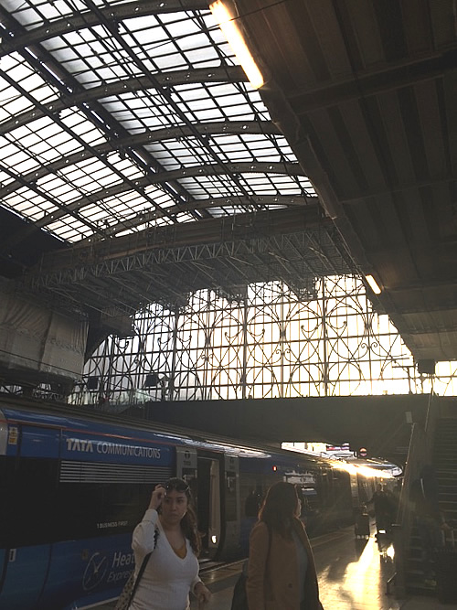 パディントン駅(Paddington Station)@London