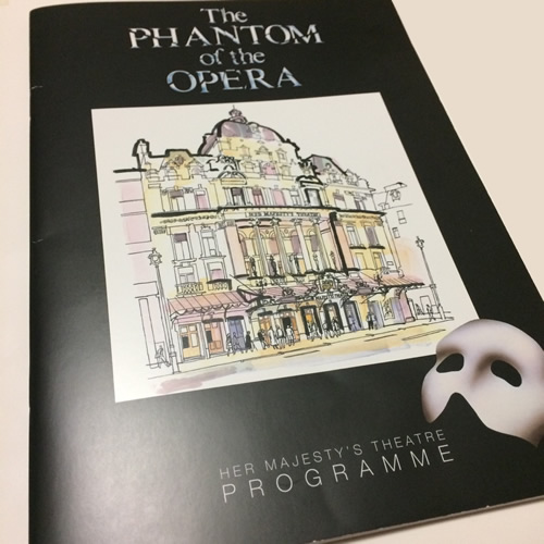ミュージカル「The Phantom of the Opera」
