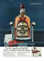 [Chivas Regal][1976]For the surprise of his life: leave a cradle on the doorstep.