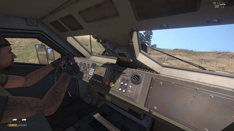 Arma 3 - Dedicated Server - Ging Ring Activity Report