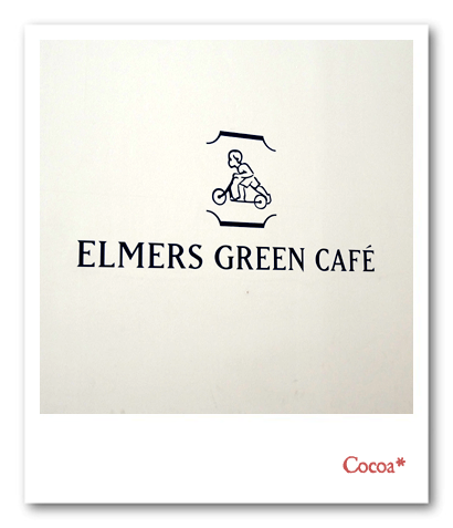 ELMERS GREEN CAFE