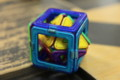 A dual pair: cube and octahedron (Dec. 2012)