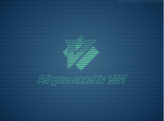 Wall paper for all vimmers