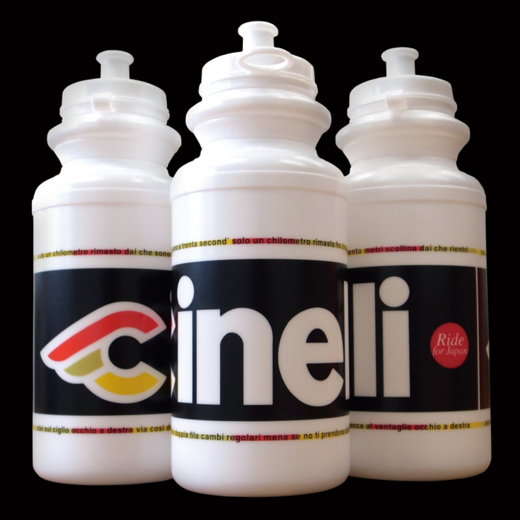[Cinelli]【Water Bottle】