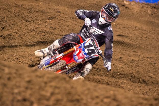 Al lamb 39 s dallas honda anaheim 2 round 3 supercross 2015 for Al lamb honda