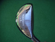 マルマン MAJESTY ROYAL BLACK UTILITY FAIRWAY WOOD&UTILITY