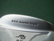 W.D.D Accurate Forged