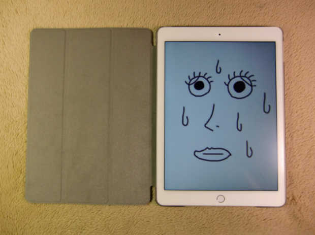 JUVENAとiPad Air2①