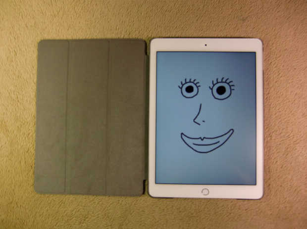 JUVENAとiPad Air2③