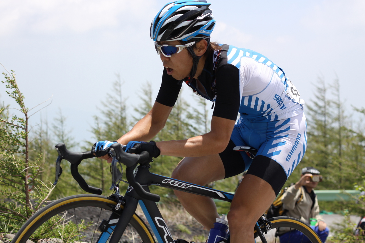 Tour of Japan stage4 富士山 - 日本の ...