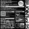[flyer] JOINT25裏面