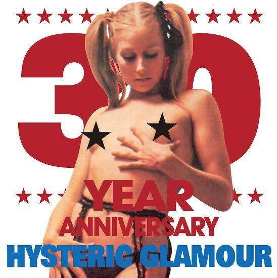 HYSTERIC GLAMOUR 30 YEAR ANNIVERSARY at SOUND MUSEUM VISION - Unknown