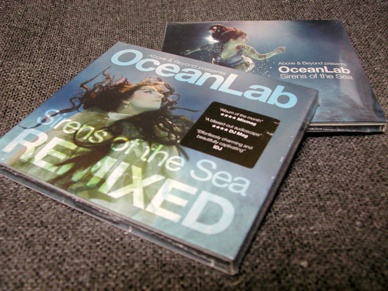OceanLab - Sirens of the Sea   Sirens of the Sea RemixedOceanlab Sirens Of The Sea Remixed