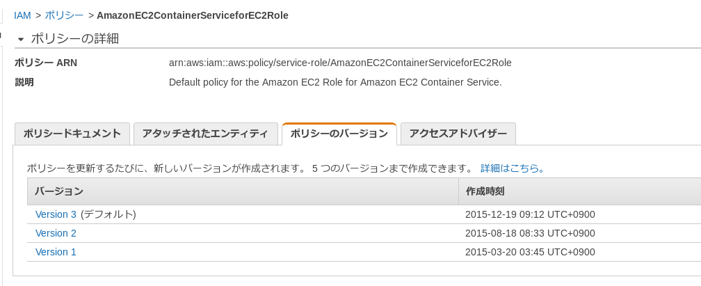 Ecs for Consul aws ecs