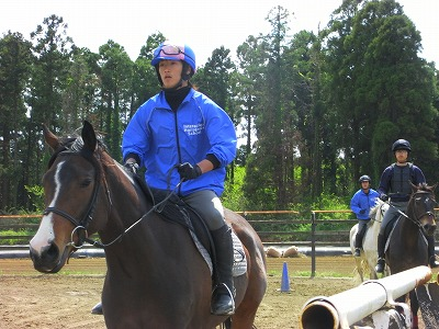 f:id:interactionhorseschool:20110429173915j:image