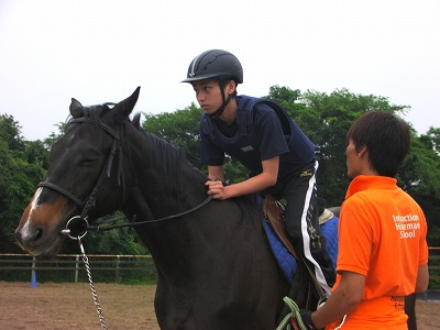 f:id:interactionhorseschool:20110606161633j:image