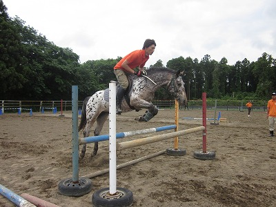 f:id:interactionhorseschool:20110624114353j:image