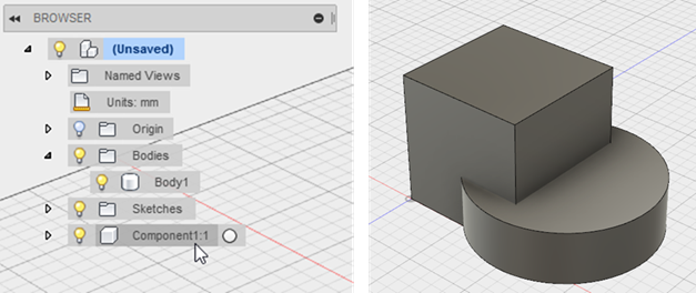 3DCAD Fusion360 Operation 解説