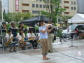 candle for japan 20110729・敬和学園高校器楽部 Jazz Hornets03