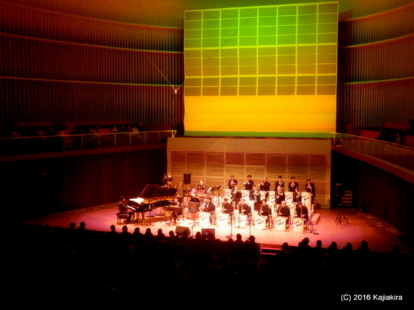 Blue Note Jazz Orchestra 32th Concert@長岡リリックホール(11/26)
