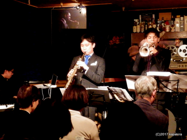Groove Merchant「Live Tour in Japan 2017」@Jazz Flash(2/28)
