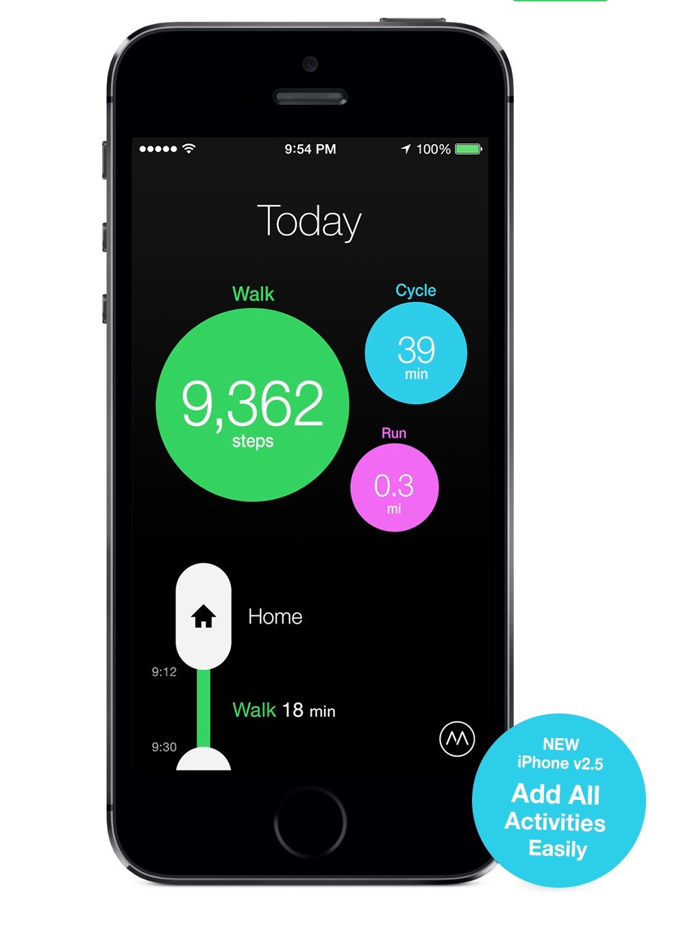 ... - Activity Diary for iPhone and Android