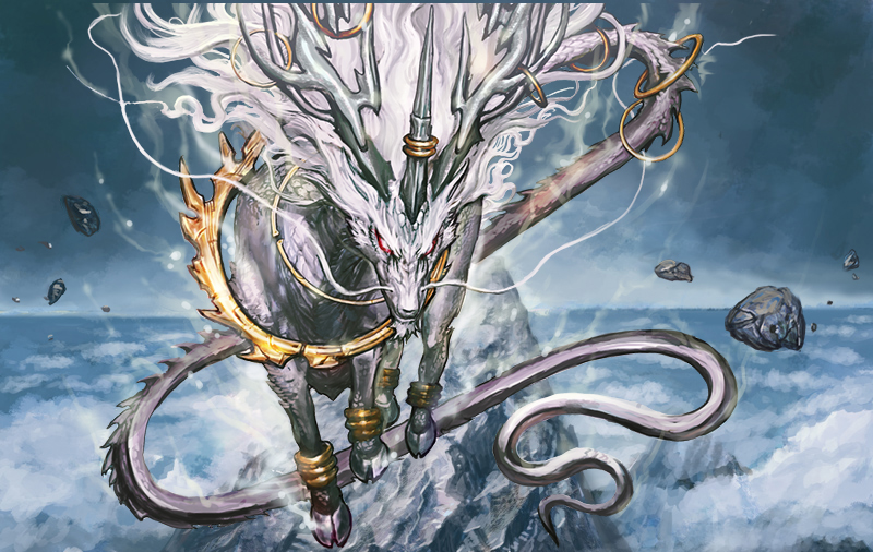 Legendary Creature Raiju Well, not going out during heavy rain is the best though. legendary creature blogger