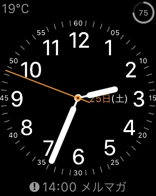 Apple Watchは、時計