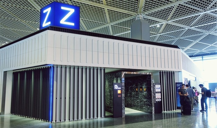 Zカウンター ANA SUITE CHECK-IN