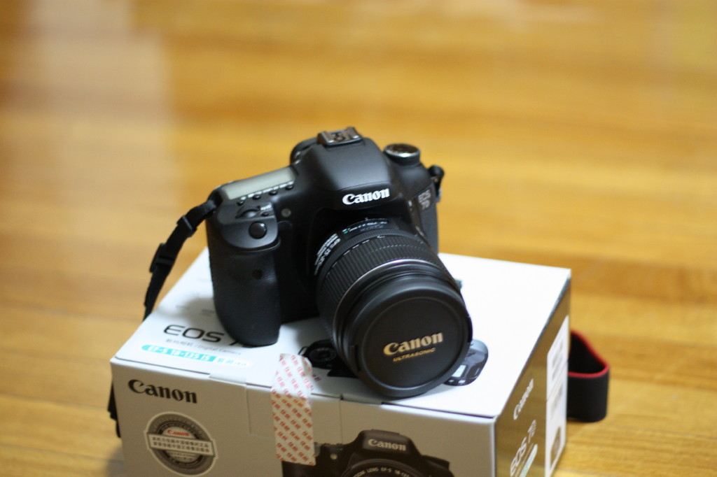 EOS 7D + EF-S15-85mm F3.5-5.6 IS USM