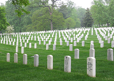 Arlington National Cemetery - ...